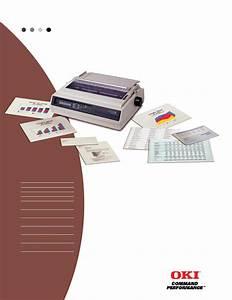 Oki Microline 395  Microline 395c User Manual