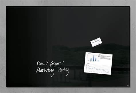 tableau bureau tableau noir magnétique en verre kollori com