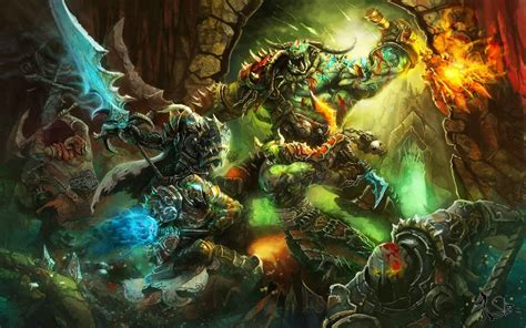 Legion Animated Wallpaper - world of warcraft legion wallpapers 40 wallpapers