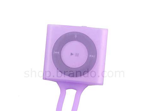 ipod shuffle  silicone cover  neck strap