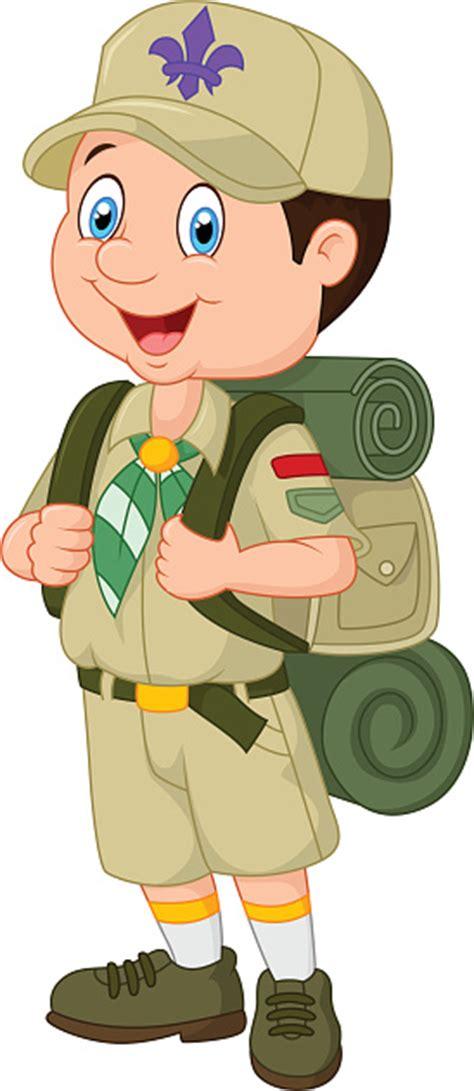 Cub Scout Clip Boyscout Clipart Clipground