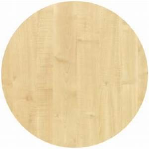 Holzplatte Rund 100 Cm : werzalit tischplatte rund 100 cm dekor ahorn bosco ~ Bigdaddyawards.com Haus und Dekorationen