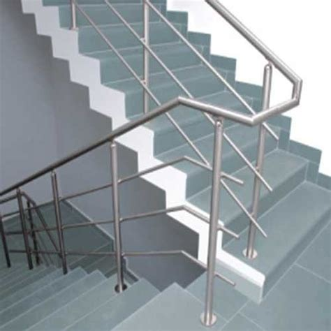 Most items are available in steel, aluminum, brass or bronze and stainless steel. Stainless Steel Pipe Railing, Height: 3 Feet, Rs 1500 /feet | ID: 20183544791