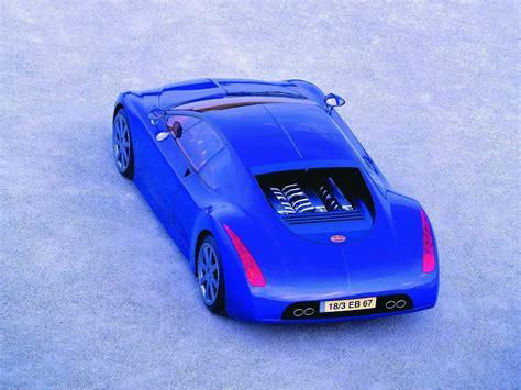 bugatti eb  chiron   concept cars