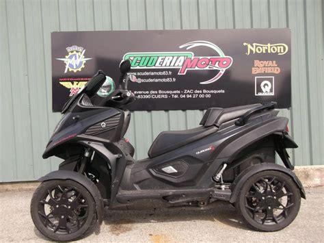 scooter  roues quadro  vente de motos neuves