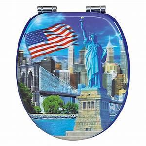 3d Wc Sitz Mit Absenkautomatik : poseidon wc sitz new york 3d blau mdf mit absenkautomatik bauhaus ~ Bigdaddyawards.com Haus und Dekorationen