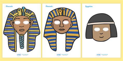 Ancient Mask Template Ancient Play Masks Ancient History