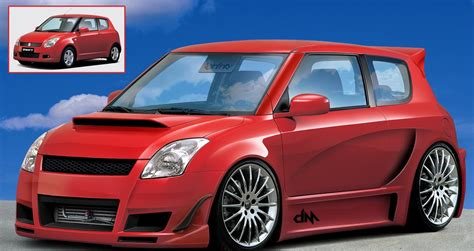 Suzuki Swift Modified |cars Wallpapers And Pictures Car