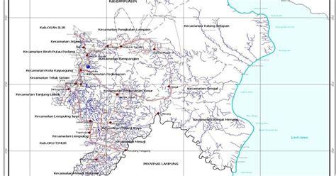 iskandar se geografi  wilayah kabupaten ogan komering