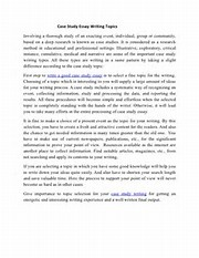 study essay child case study essay an essay on study skills pte  case study essay image result for case study essay