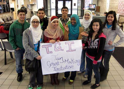 access arab american teen philanthropists award grants