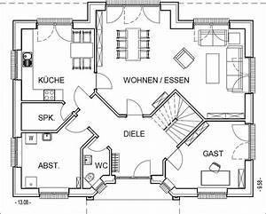 Weißes Haus Grundriss : die 25 besten ideen zu haus grundrisse auf pinterest ~ Lizthompson.info Haus und Dekorationen
