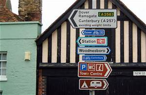 Ending the scourge of pointless road signs - GOV.UK