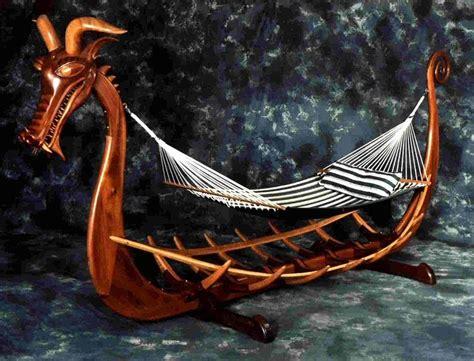 Viking Longboat Bed by Viking Ship Hammocks And Vikings On