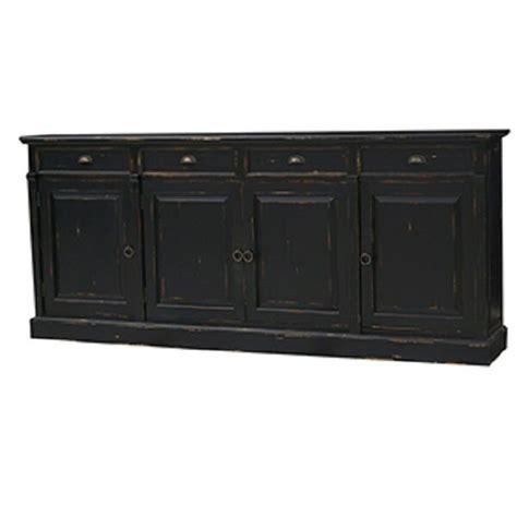 Black Sideboard Buffet by Narrow Black Distressed Hudson Plasma Tv Stand