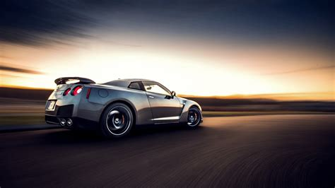 Clouds Cars Nissan Vehicles Nissan Gtr Wallpaper