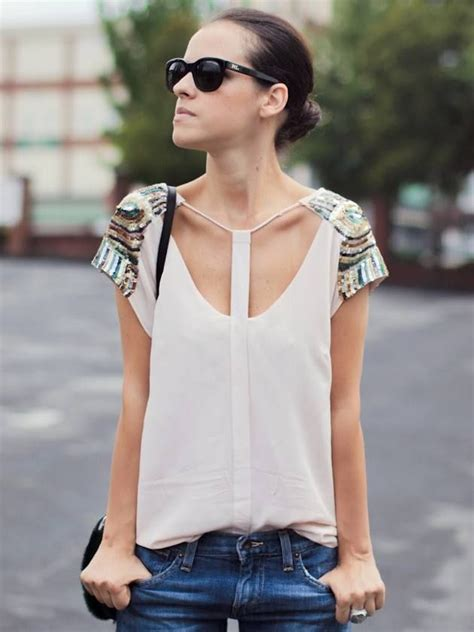 Fashion Tips For A Small Bust Glam Radar