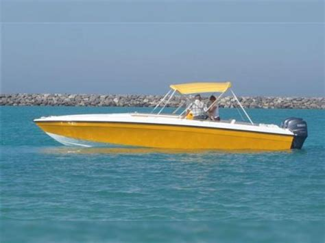 Speed Boat For Sale Kuwait by Q 8marine Craft Scarab For Sale Daily Boats Buy