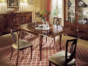 Sedia classica in legno, per sale da pranzo IDFdesign