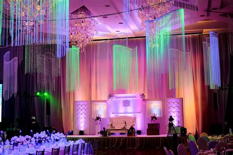 Backdrop Stage by White Elegance Stage Backdrop And Ceiling Treatment By