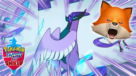 galarian articuno pokemon direct january  reaction