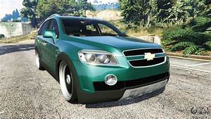 Chevrolet Captiva 2010 For Gta 5