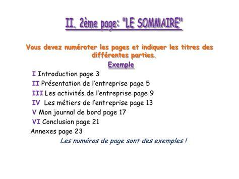 11+ Rapport De Stage 3ème Exemple Creche Freudien