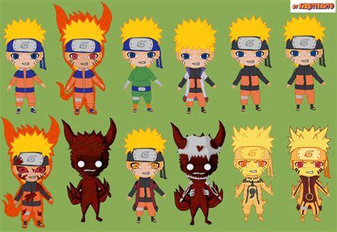 Naruto Shippuden Chibi Evo 1 By Naruttebayo67 On Deviantart