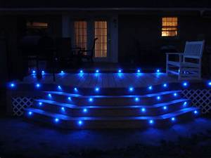 Led light design deck low voltage timbertech