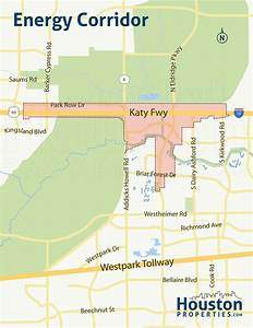 Paige Martin U0026 39 S Guide To Energy Corridor Houston Maps  Real