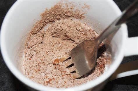 make a mug cake how to make a mug cake goodtoknow