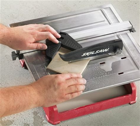 Skil Tile Saw 3540 by Tile Saw Skil 7 Quot 3540 Tile Saw Stonetooling