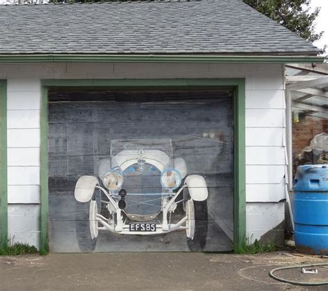 46 Best Garage Door Murals! Images On Pinterest