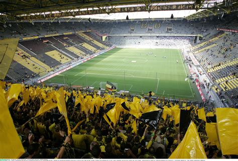 Dortmund Fc Stadium Tour