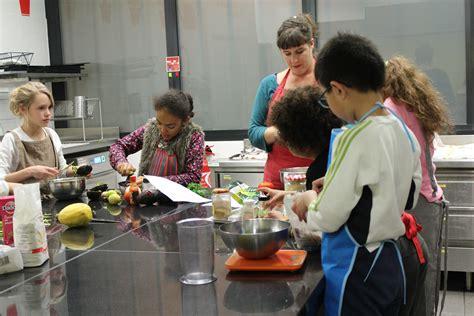 stage cuisine stage cuisine et éducation culinaire pour enfants que