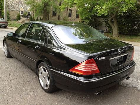 You Could Own This Supercar Slaying V12 Mercedes S600 For