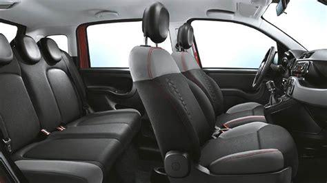 fiat panda  dimensions boot space  interior