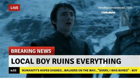 Breaking News Meme - 25 best memes about breaking news breaking news memes