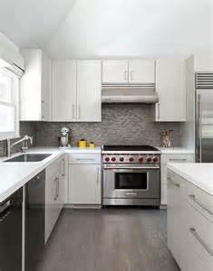 grey kitchen floor ideas white kitchen with gray floor tiles design ideas