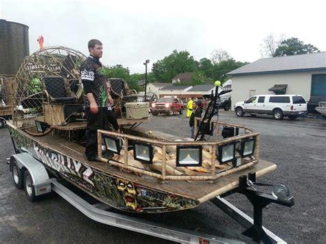 Boat Lights For Bowfishing by Killbillyz Bowfishing Boats Plans