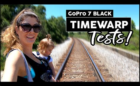 gopro hero black timewarp tests hypersmooth magic