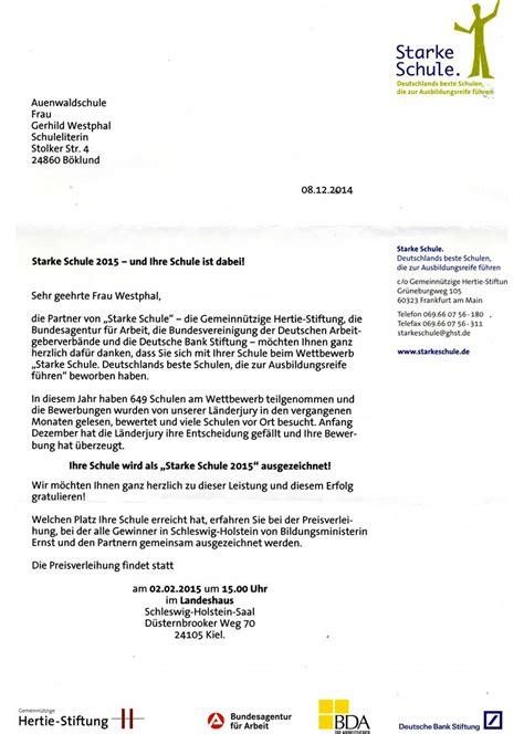 elternbriefe auenwaldschule gemeinschaftsschule boeklund