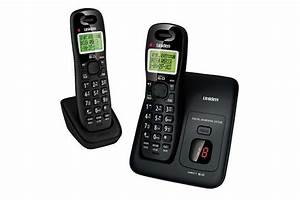 2 Handset Cordless Answering System With Caller Id And
