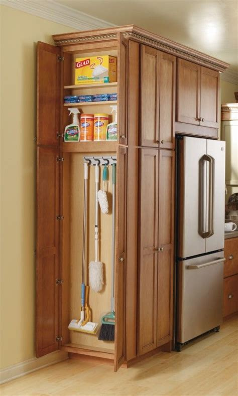 kitchen broom cabinet cleaning ideas and inspiration for organizing and 2335