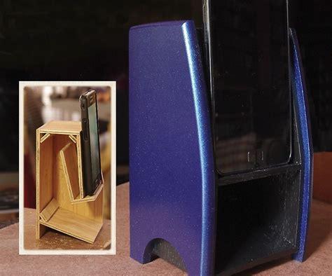 folded horn passive phone speaker  steps  pictures