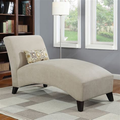 upholstered chaise lounges  bedrooms
