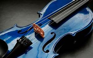 Blue Violin Music Wallpapers - 2560x1600 - 843172