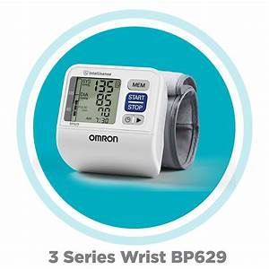 Blood Pressure Digital Monitor Wrist Omron Cuff Arm Blood