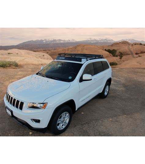 jeep roof rack jeep grand wk2 183 stealth rack 183 multi light setup