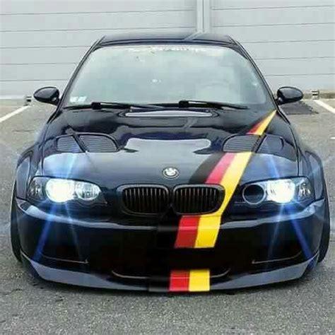 bmw   black slammed  stripe wwwasautopartscom